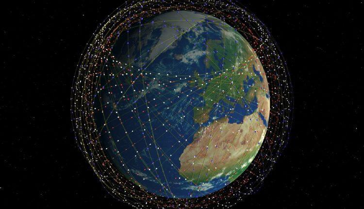 STARLINK: LA PRIMERA TANDA DE SATÉLITES CON INTERNET YA ORBITA NUESTRO PLANETA (60)